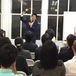森健次朗 海外講演 [ニューヨーク]