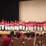 少年野球大会前夜祭「JA鳥取中央杯学童軟式野球大会」にて講演