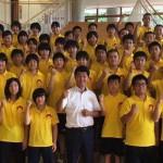秋田県中学生強化選手競技力向上研修
