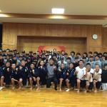 野球部が強くなる特別講座「夢を叶える集中力」一般社団法人日本集中力育成協会 森健次朗