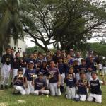 クアラルンプール にて少年野球チームと集中力ワークショップ